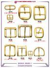 Brass Buckles 07