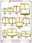 Brass Buckles 09