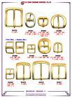 Brass Buckles 12