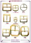Brass Buckles 14
