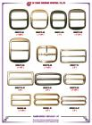Zinc Alloy Sliding Buckles 01