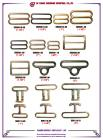 Zinc Alloy Sliding Buckles 02